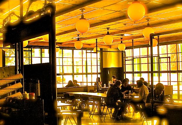 facebook Cafeteria