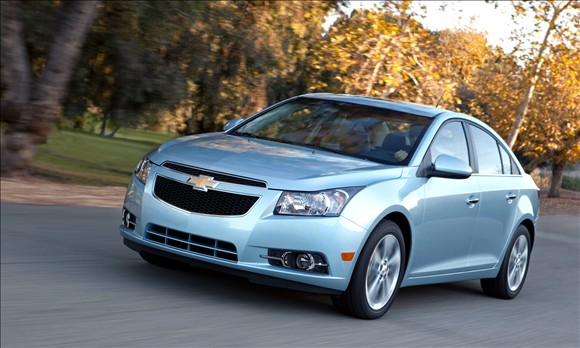Top 10 Most Selling Cars Of 2011 1