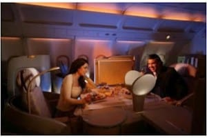 Etihad Airline's Diamond Seat,Etihad Diamond Seat,Etihad Airline's Diamond Seat interior