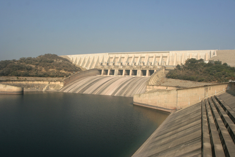 Top 10 Largest Dams In The World 1