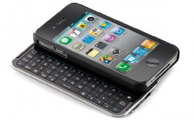 iPhone Could Have Had A Physical Keyboard