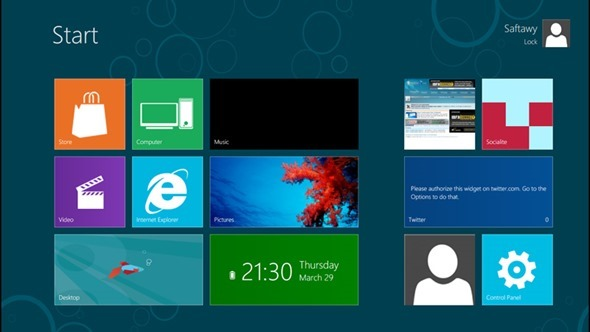 Windows 8 Transformation Pack For Windows 7 / Vista / XP Now Available – Download Now 1