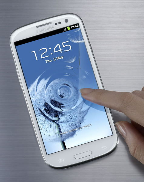 Top 10 New Features Of Samsung Galaxy S III