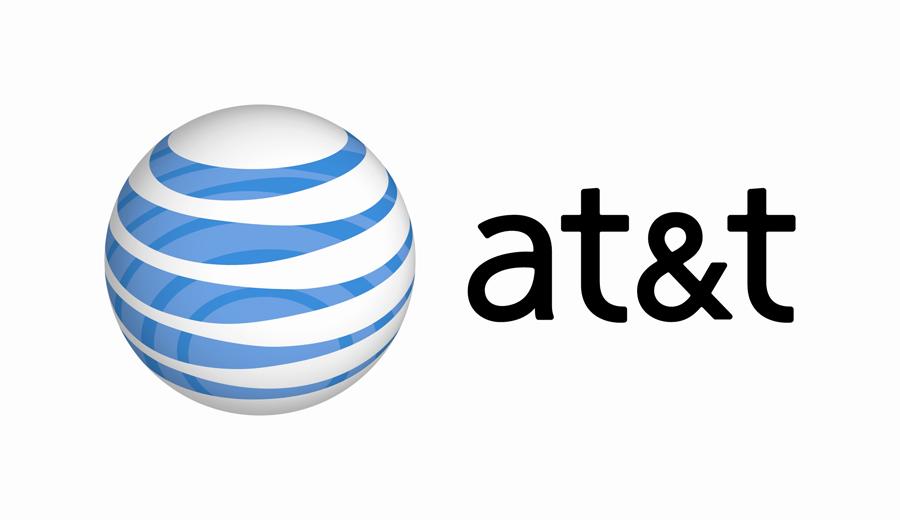 AT&T,AT&T logo,logo AT&T