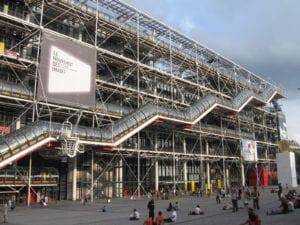 Centre Georges Pompidou,Centre Georges Pompidou museum