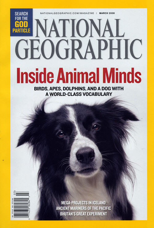 National Geographic,National Geographic magazine