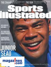 Sports Illustrated,Sports Illustrated magazine