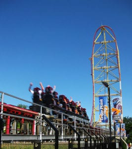 Top Thrill Dragster Roller Coaster,Top Thrill Dragster Roller Coaster ride,Roller Coaster Top Thrill Dragster