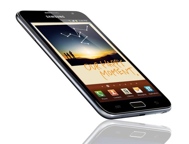 Samsung Galaxy Note,Galaxy Note