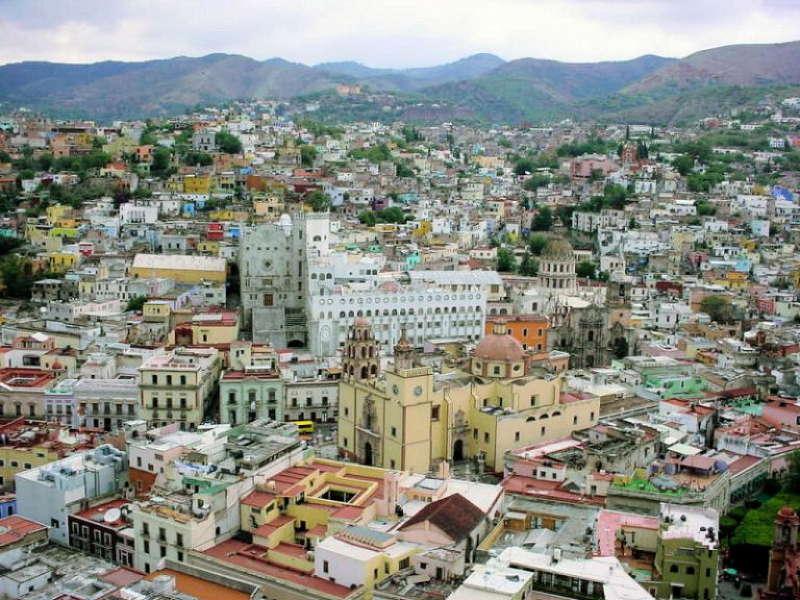 Guanajuato, Mexico,Guanajuato Mexico