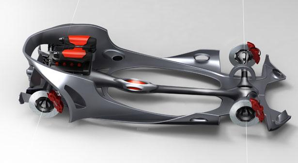 Ferrari F750 concept car,ferrari f750, f750