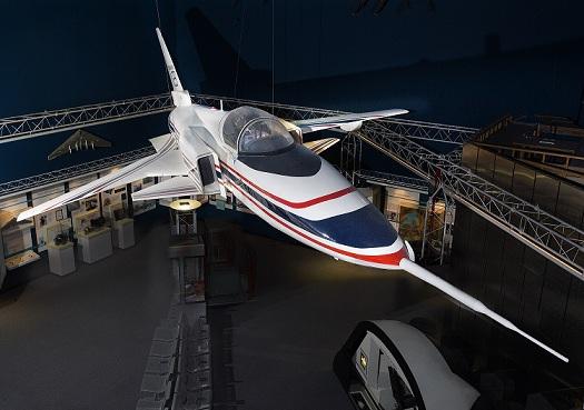 Grumman X-29, Grumman X-29 concept