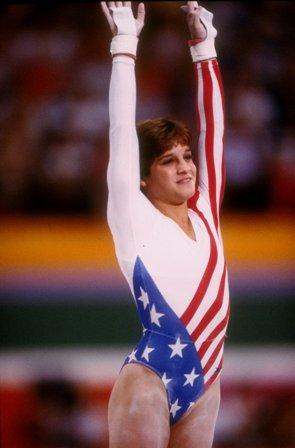 Mary Lou Retton, Mary Lou Retton olympics, Mary Lou Retton gymnastics, olympics Mary Lou Retton
