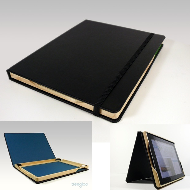 Book Case, Hard Cover Case, TreeGloo Book Case, nexus 7 cases, nexus 7 TreeGloo Book Case