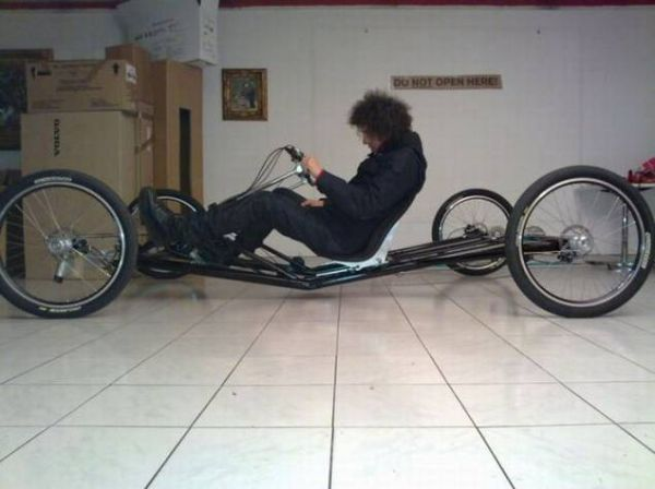 The Greatest DIY Project Ever - Making Porsche Out Of A Bicycle 1