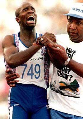 Derek Raymond, Derek Raymond crying, Derek Raymond olympics, olympics Derek Raymond