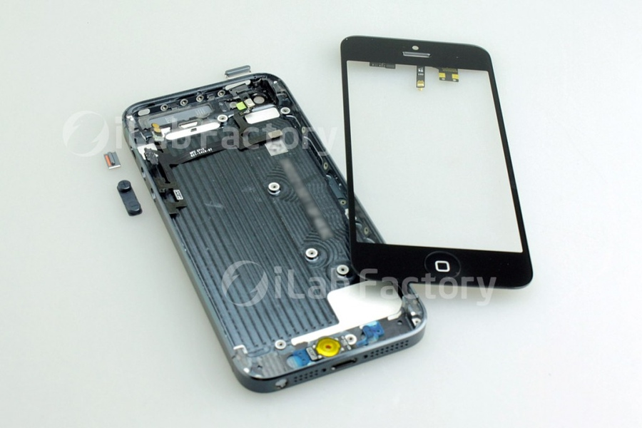 iPhone 5 leaked parts, iphone 5, iphone 5 parts