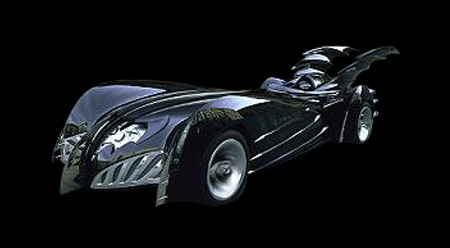 Top 10 Batmobiles Of All Times 1
