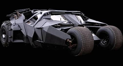 Batmobile 2012, 2012 Batmobile, Batmobile batman, Batmobile