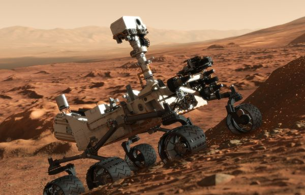 What Is Curiosity? Everything You Need To Know About NASA's Mars Rover