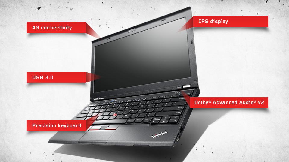 ThinkPad X230,Lenovo ThinkPad X230