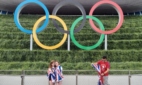Photojournalist Dan Chung Captures London Olympics Using Only An iPhone 4S