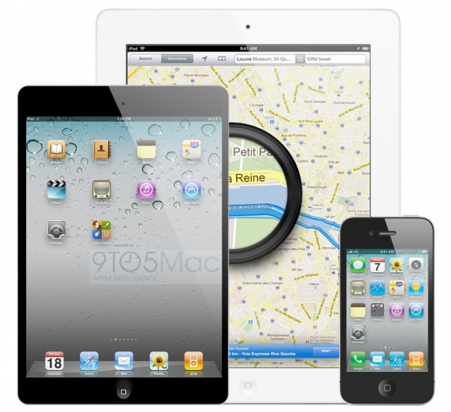 iPad Mini Could Be Shaped Like A Large iPod Touch [PHOTOS]