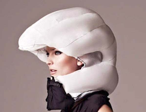Staying Stylish And Safe With The Invisible Helmet