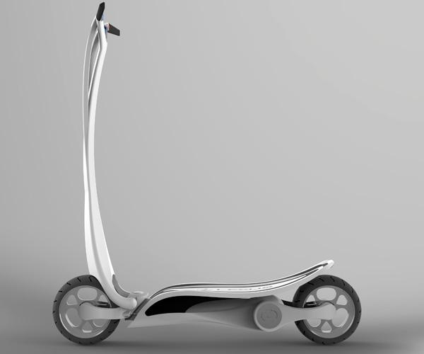 Lexus CT-S, Lexus CT-S EV Scooter, Lexus CT-S Electric scooter, Lexus Electric scooter