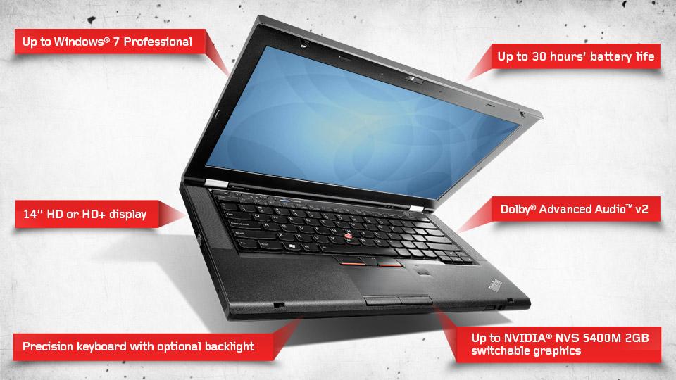 ThinkPad T340, Lenovo ThinkPad T430