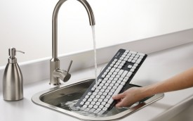 Logitech Introduces New Washable Keyboard