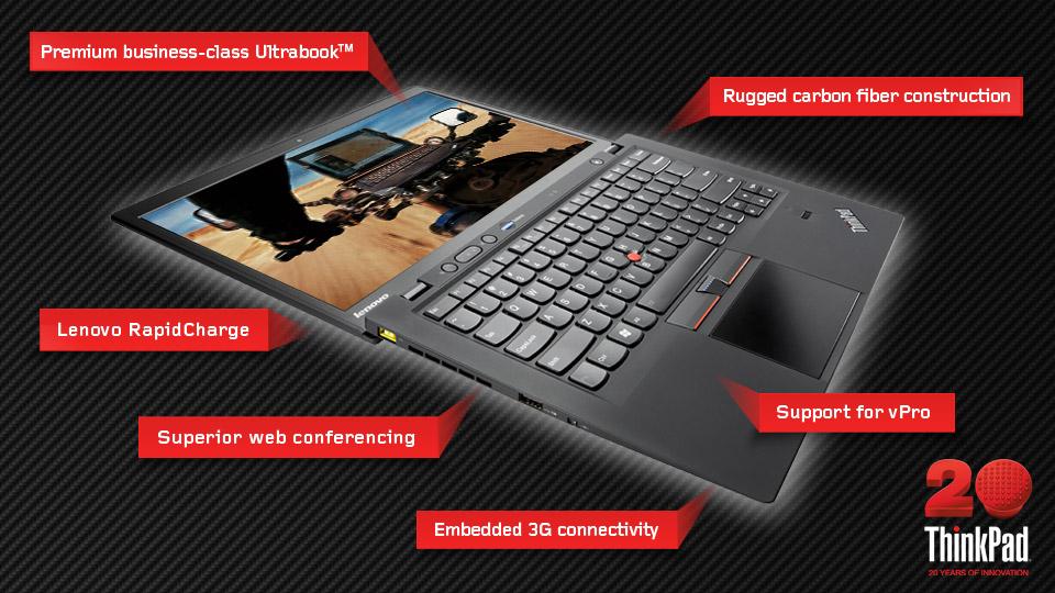 ThinkPad Carbon X1, Lenovo ThinkPad Carbon X1