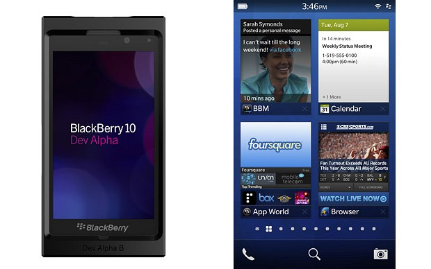 BlackBerry 10 - RIM's Last Hope
