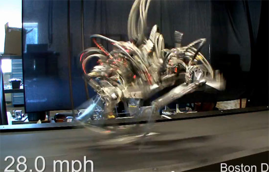 This Robot Can Run Faster Than Usain Bolt