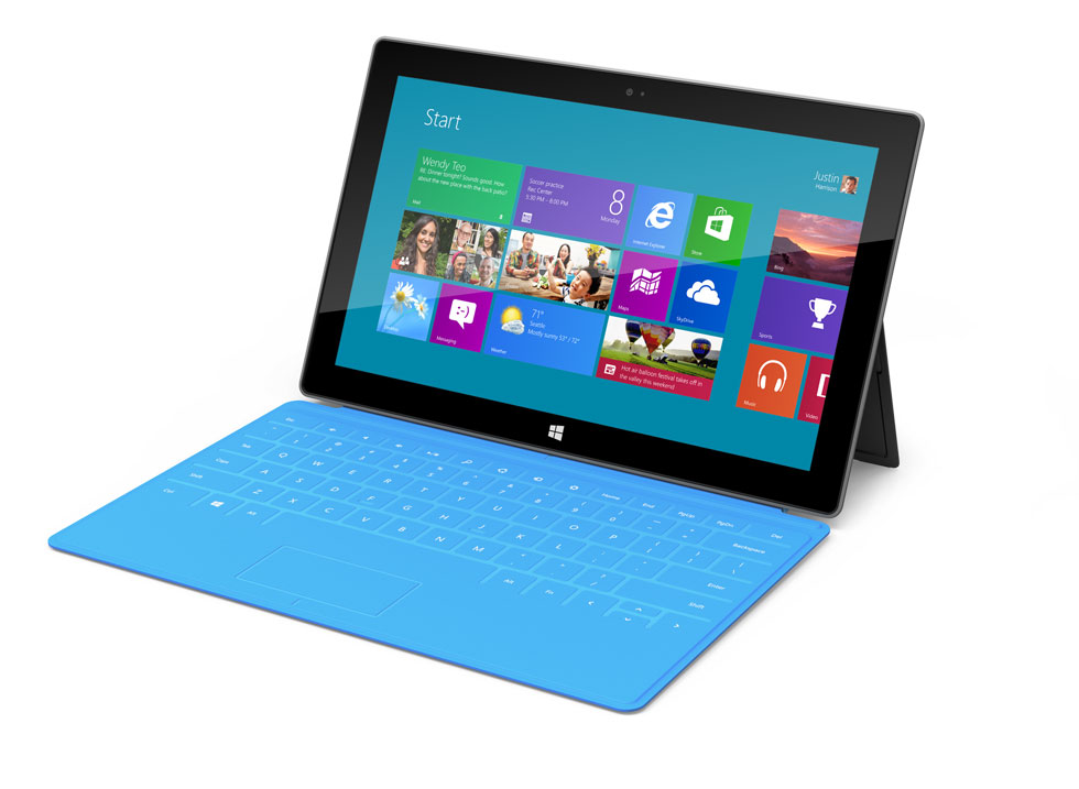 Top 10 Windows 8 Tablets