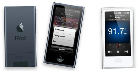 ipod nano, new ipod nano, apple ipod nano, apple new ipod nano
