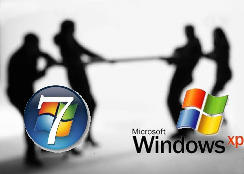 Windows 7 Finally Becomes The Popular Desktop OS
