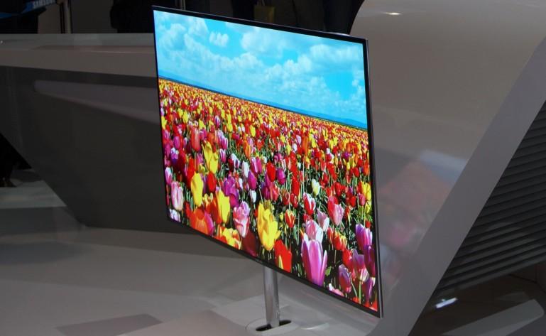 Super OLED TV, Super OLED TV samsung