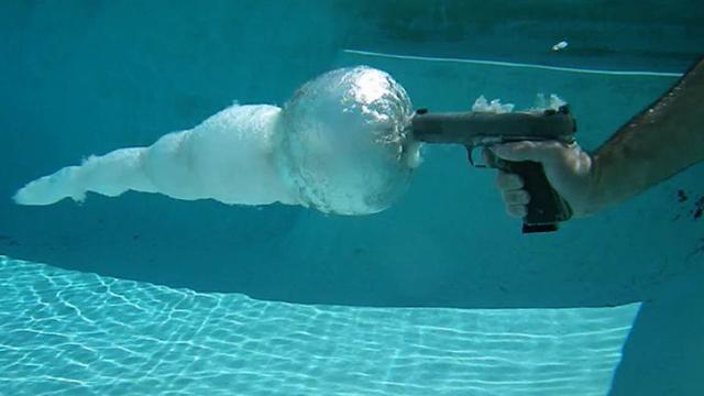 This Is What An Underwater Gunshot Looks Like
