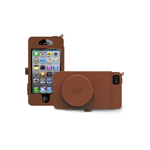 iPhone 5 case, iLuv iPhone 5 Camera Case