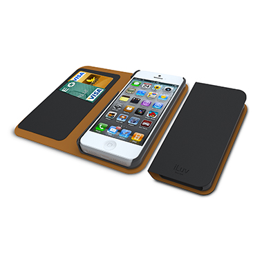 iPhone 5 case, iLuv Diary iPhone 5 case by folio, folio iLuv Diary iPhone 5 case
