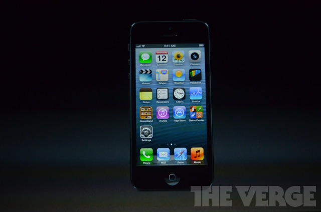 New iPhone 5 Available For Pre-Order On September 14th, Shipping Starts September 21st
