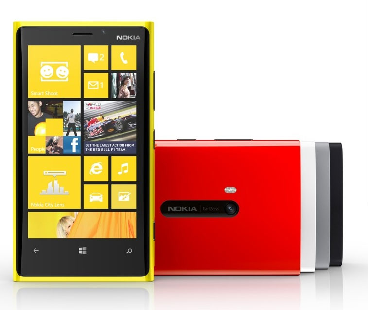 Nokia Unveils Lumia 920 - The Windows 8 Flagship 1