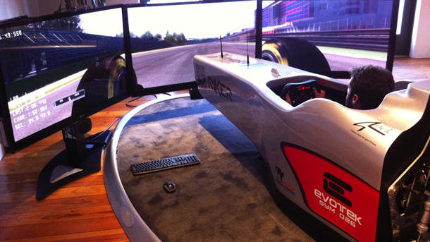 This Is The World's Most Realistic Formula 1 Racing Simulator