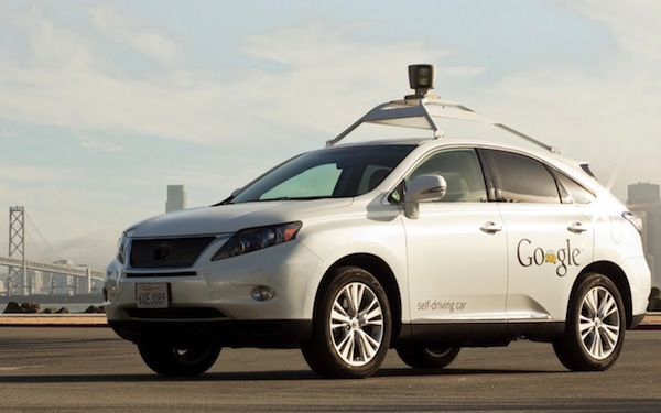 Look Out California, Self-Driving Cars Are Now Legal