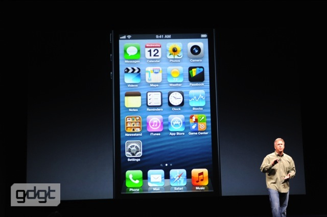 iPhone 5 Compared To The Other Top Smartphones