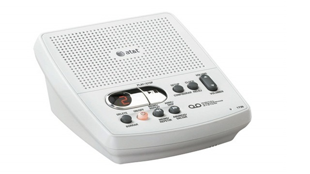 Gadgets Not To Buy, AT&T Answering Machine, Answering Machine, Answering Machine AT&T
