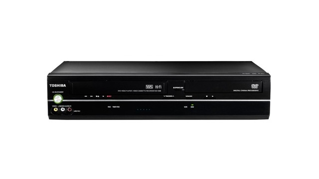Gadgets Not To Buy, Toshiba DVD Player, Toshiba VCR/DVD Player