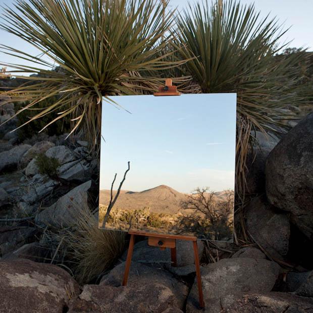 The Edge Effect, Edge Effect, Daniel Kukla Edge Effect, mirror photographs, Photographs of Mirrors that look like paintings, paintings Mirror photographs, Daniel Kukla Mirror photographs