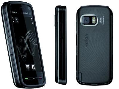 Nokia 5800 Xpress Music, Nokia 5800